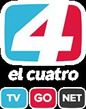 El Cuatro Logo